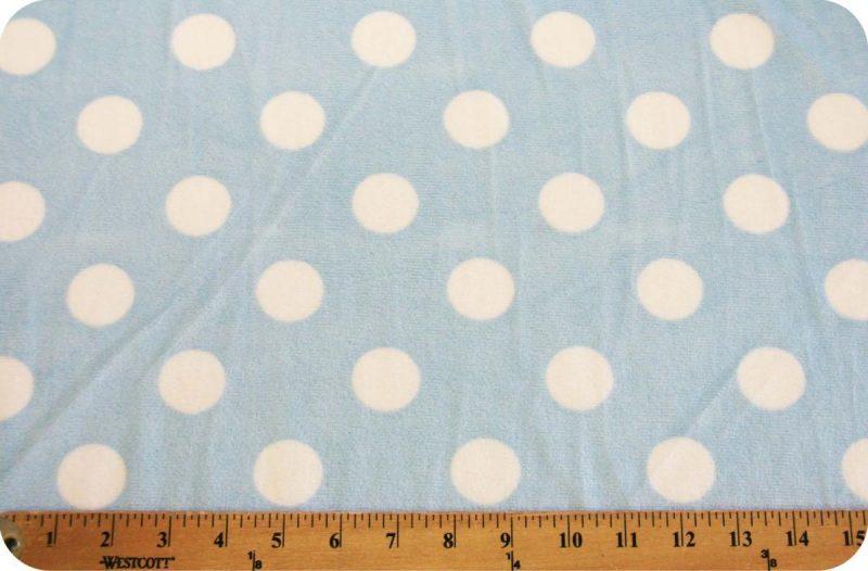 Jumbo Dots - Baby Blue
