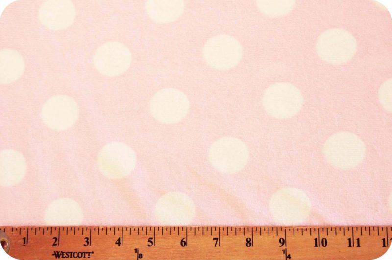 Jumbo Dots - Blush