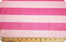 Jumbo Stripe - Blush
