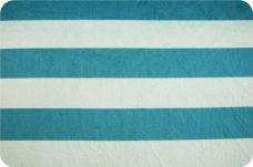 Jumbo Stripe - Turquoise