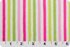 Mini Stripe - Hot Pink &  Jade