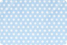 Mini Dots - Baby Blue