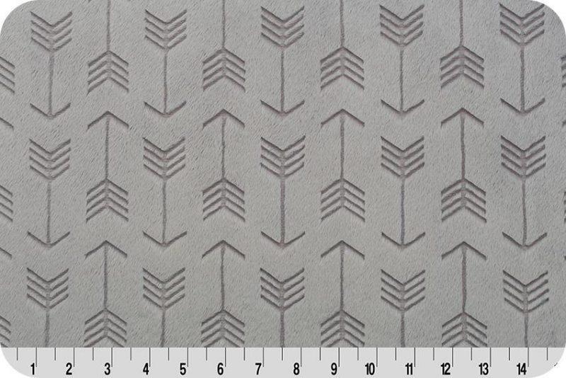 Embossed Arrows - Silver