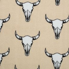 Bulls Eye - Beige
