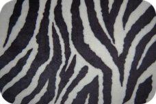 Zebra - Silver & Black
