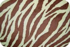 Zebra - Celery & Brown