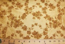 Mango Vine Printed Duponi Silk
