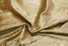 Taupe Toile Duponi Silk