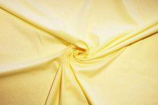 Poly/Cotton - Light Yellow