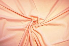 Poly/Cotton - Peach