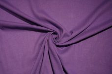 Crepe Gauze - Purple