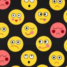 Emoji Minky - Black