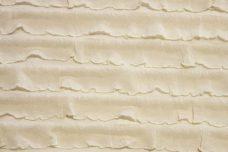 Ruffle Knit - Ivory