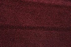Burgundy Outdoor Chenille
