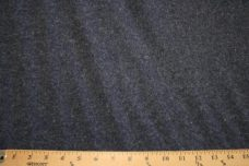 Navy Animal Hair Stretch Knit