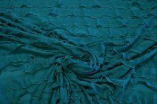 Ruffle Knit - Turquoise